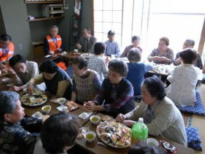 第1回「高齢者井戸端会議」を開催しました-2