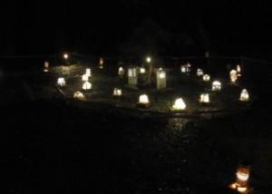 岩屋堂ライトアップ-1-2