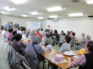 第2回「高齢者井戸端会議」を開催しました-1