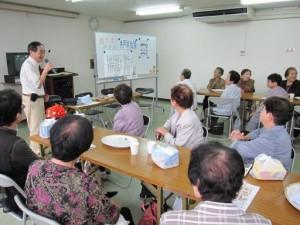 第2回「高齢者井戸端会議」を開催しました-3