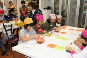 平成26年12月4日(木) わいわい教室 グミ作り-1