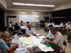 菱野地域力まちづくり協議会定例役員会 7月10日開催