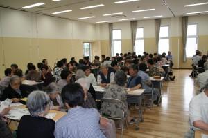 2011年6月12日実施 品野台高齢者井戸端会議-2
