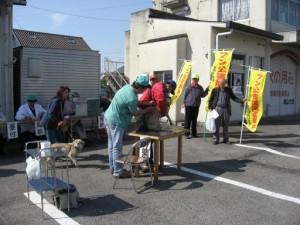 2011年4月12日実施 ふん害撲滅運動
