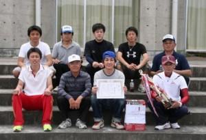 平成27年6月7日(日) 親睦ソフトボール大会-2