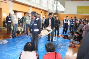 平成26年11月8日(土) 品野台地域防災訓練-2