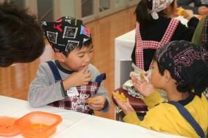 平成26年12月4日(木) わいわい教室 グミ作り-3