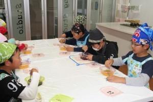 平成26年12月4日(木) わいわい教室 グミ作り-2