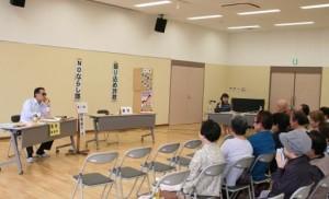 平成27年6月7日(日) 井戸端会議-1