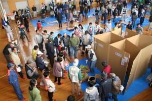 平成26年11月8日(土) 品野台地域防災訓練-5