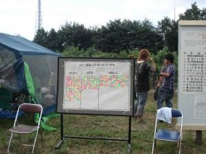 2011年8月28日(日) ふれあいまつり開催!!-1