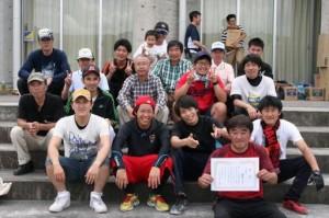平成27年6月7日(日) 親睦ソフトボール大会-1