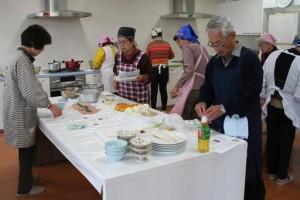 平成26年12月5日(金) 高齢者向け「料理教室」-3