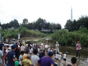 2011年8月28日(日) ふれあいまつり開催!!-3