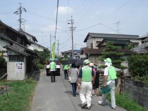 2011年7月24日(日)実施 親子合同パトロール-2