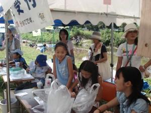 2011年8月28日(日) ふれあいまつり開催!!-7