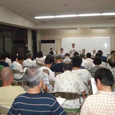 2011年7月23日 ふれあいまつり準備会開催
