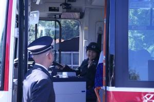 バス体験乗車