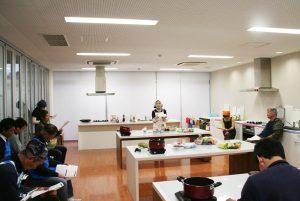 男の料理教室1