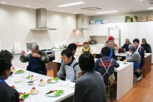 男の料理教室6