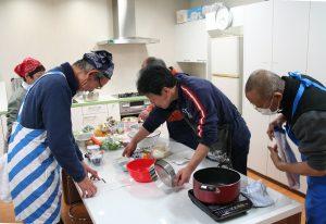 男の料理教室3