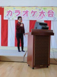 カラオケ大会4